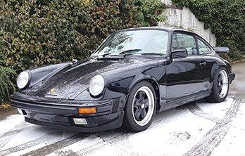 Porsche 911 3.2 Coupe SC