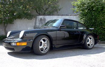 Porsche 911 Carrera 4  3.6 coupe